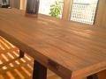 Stableimholz Tischplatte gebürstet und färbig gewachst 3.jpg